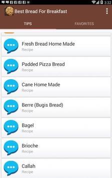 Easy Bread Home Made screenshot 1