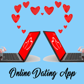Online dating App icon