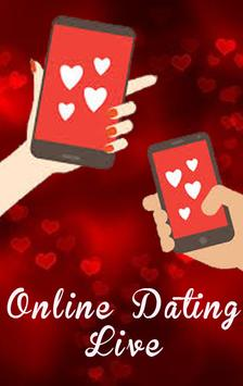 Online Dating Live poster