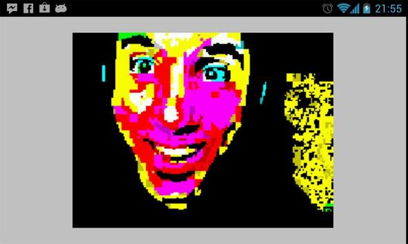 0x4000: The ZX Spectrum Camera apk screenshot