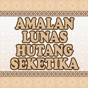 Amalan Lunas Hutang Seketika screenshot 1
