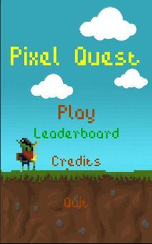 Pixel Quest poster