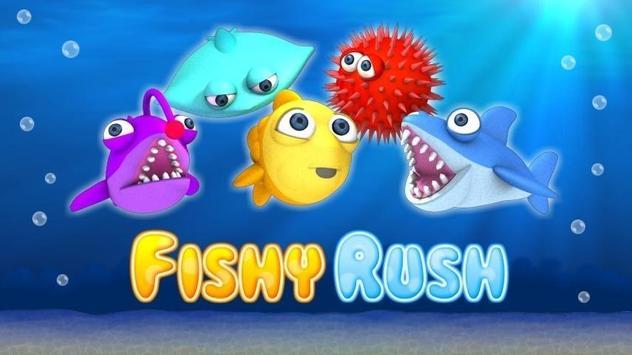 Fishy Rush poster