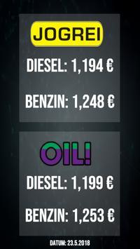 Jogrei vs. Oil poster