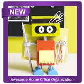 Awesome Home Office Organization Ideas icon