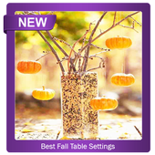 Best Fall Table Settings icon