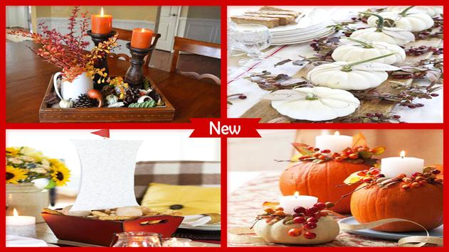 Best Fall Table Settings poster