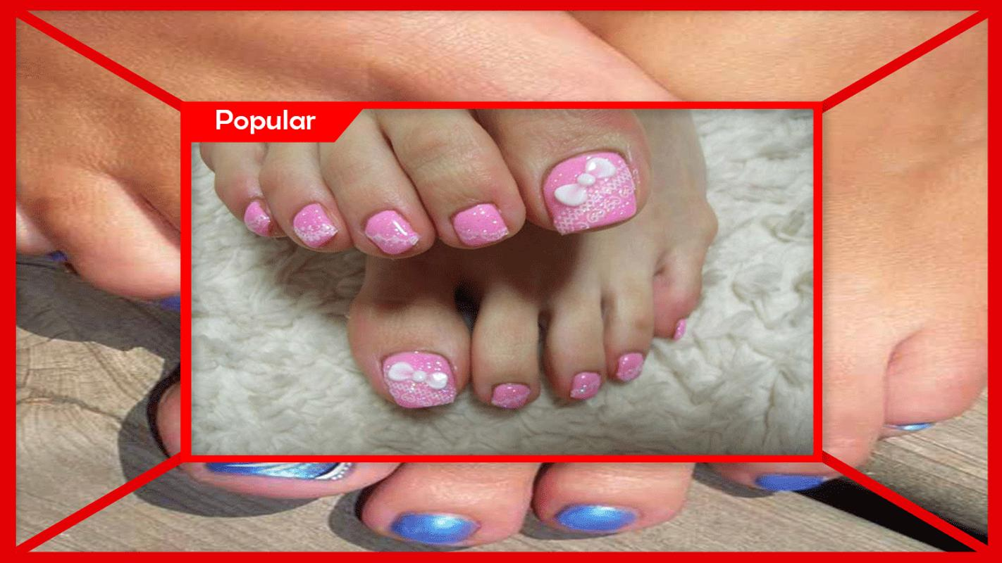Best Toe Nail Designs 2018 For Android Apk Download