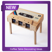 Coffee Table Decorating Ideas icon