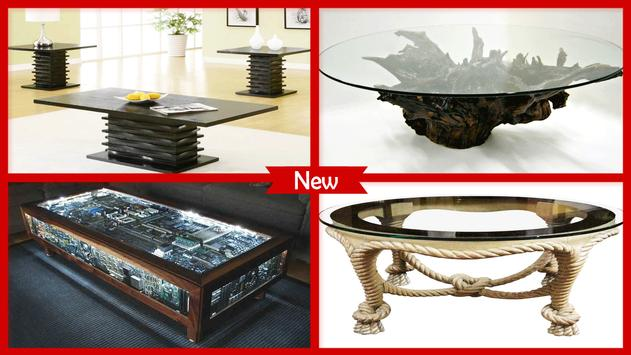 Coffee Table Decorating Ideas poster