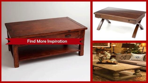 Coffee Table Decorating Ideas screenshot 1