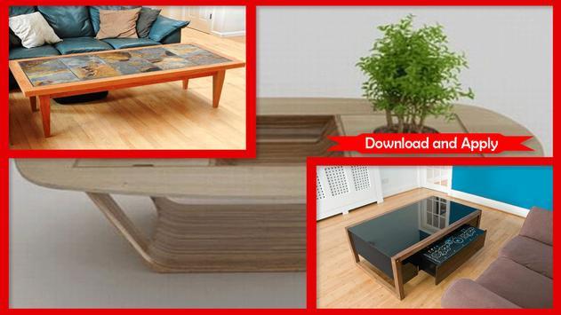 Coffee Table Decorating Ideas screenshot 2