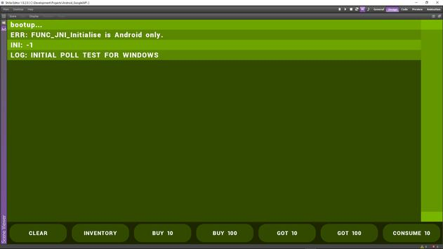 Silicon Droid IAP Test screenshot 1