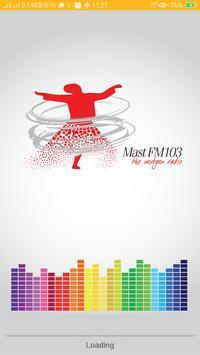Mast FM 103. poster
