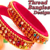Silk Thread Bangles Making new Designs VIDEOs 2018 icon
