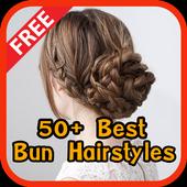 50+ Best Bun Hairstyles icon