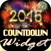 New Year 2019 Countdown Widget icon