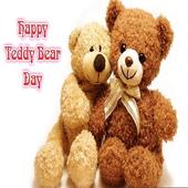 Happy Teddy Day Wallpaper icon