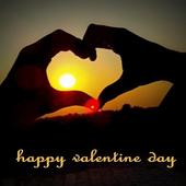 Happy Valentine Day SMS icon