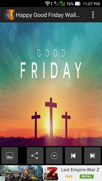 Good Friday Wallpaper poster