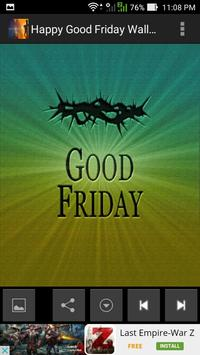 Good Friday Wallpaper apk screenshot
