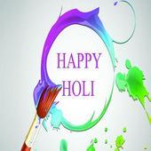 Happy Holi Wallpaper icon