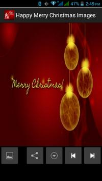 Happy Merry Christmas Images poster