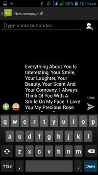 Happy Rose Day SMS screenshot 3