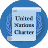 The United Nations Charter biểu tượng