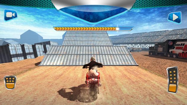 Turbo Dirt Bike Sprint screenshot 2