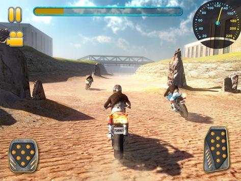 Turbo Dirt Bike Sprint screenshot 6