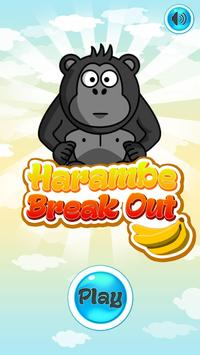 Harambe Break Out poster