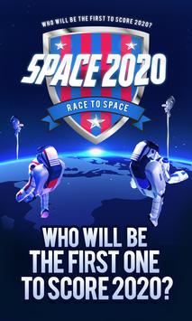 Space 2020 poster