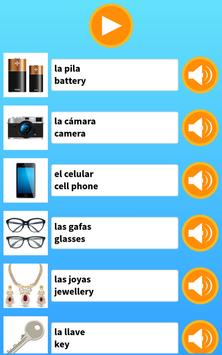 Learn Spanish Language: Listen, Speak, Read apk screenshot