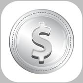 Silver Money icon