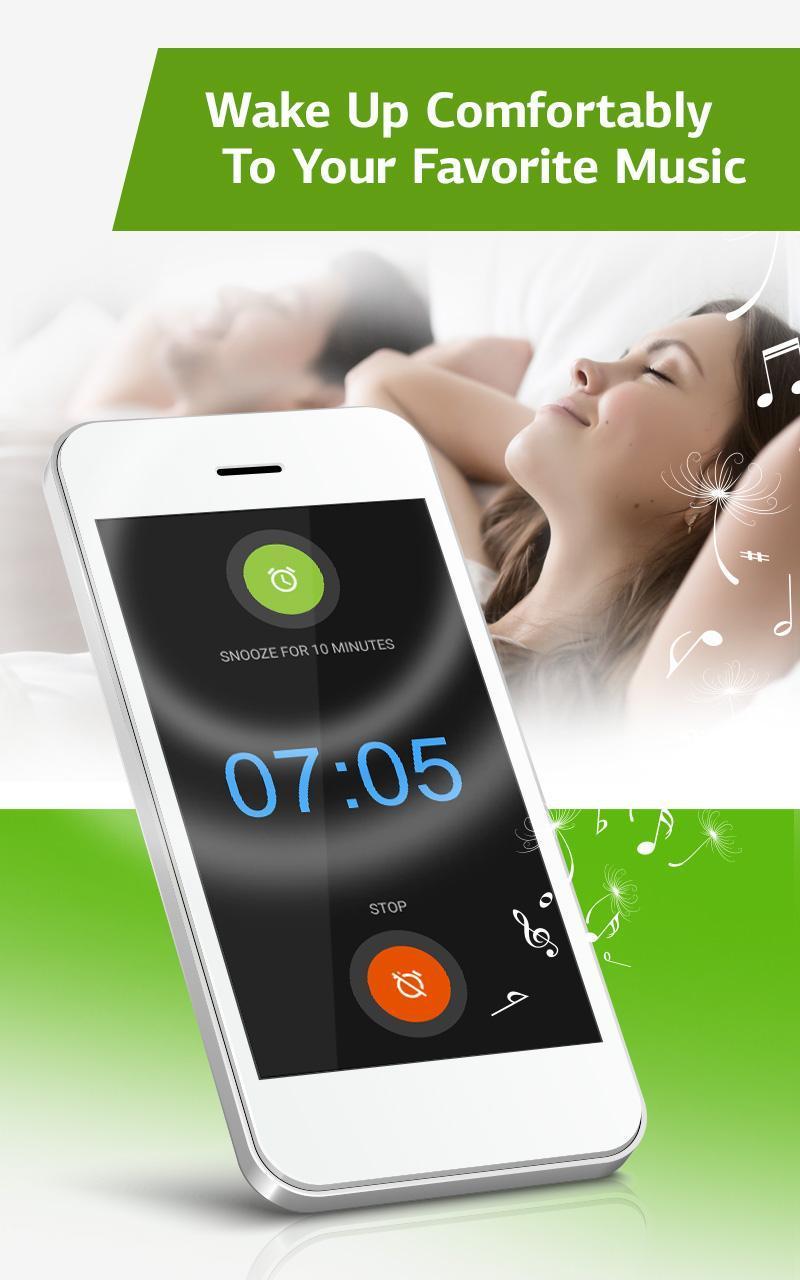 ⏰ Smart Alarm Clock and Nightstand Clock + Widgets for