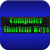 Computer Shortcut Keys icon