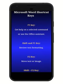 Computer Shortcut Keys screenshot 3