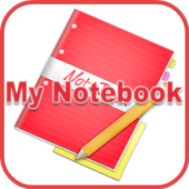 My Notebook icon