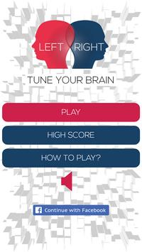 Left-Right : Tune Your Brain poster