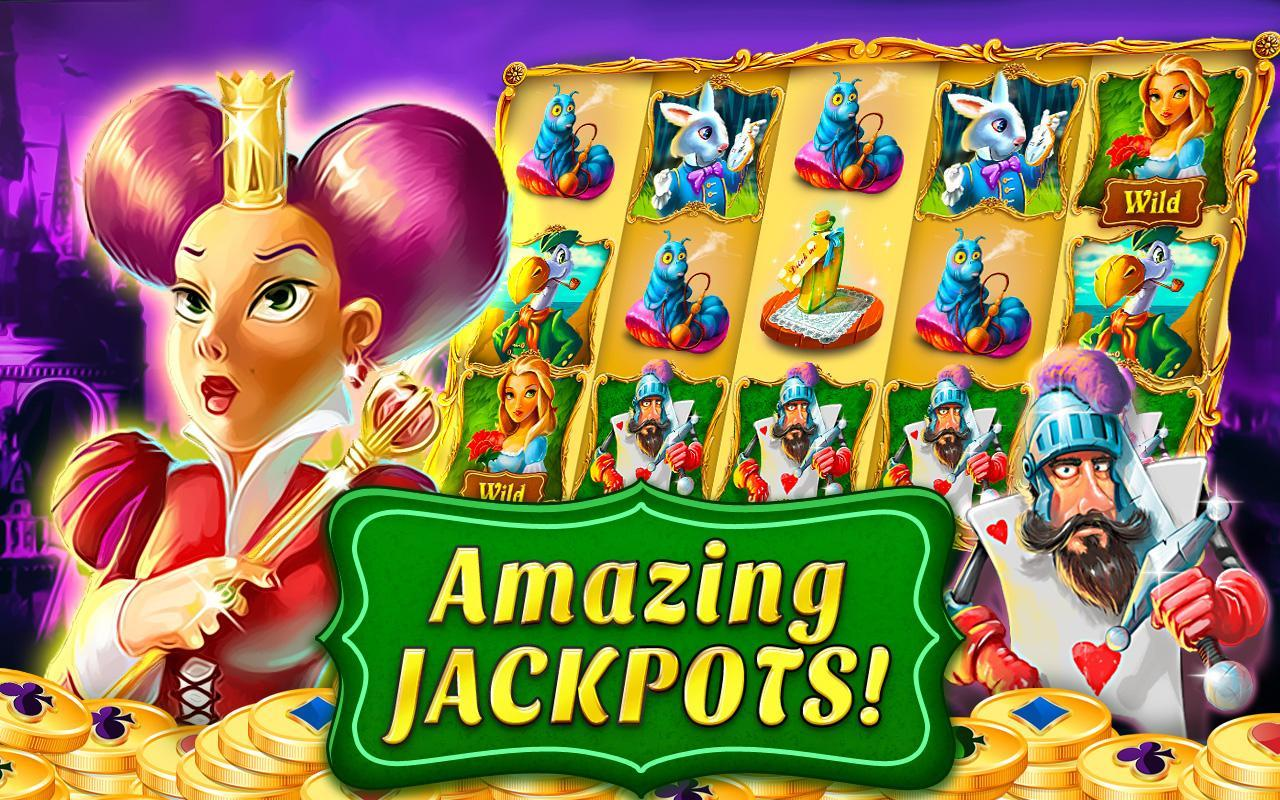 wonderland online casino