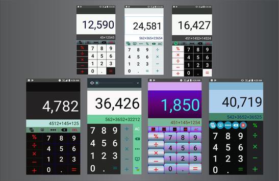 Cam Calculator screenshot 6