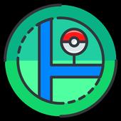 FastPokeMap - Live Radar icon