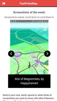 FastPokeMap - Live Radar apk screenshot