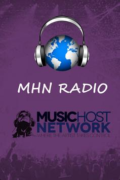 MHN Radio apk screenshot