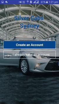 Silver Cabs Sydney screenshot 1