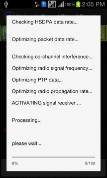 WiFi 2G 3G 4G Booster Prank screenshot 1
