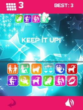 Zodiac Free Memory Games screenshot 1