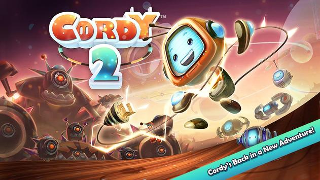 Cordy 2 Poster