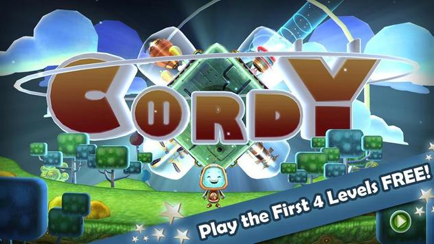 Cordy screenshot 2